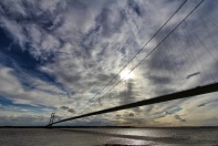 Humber Bridge and Estuary | Oct 2012