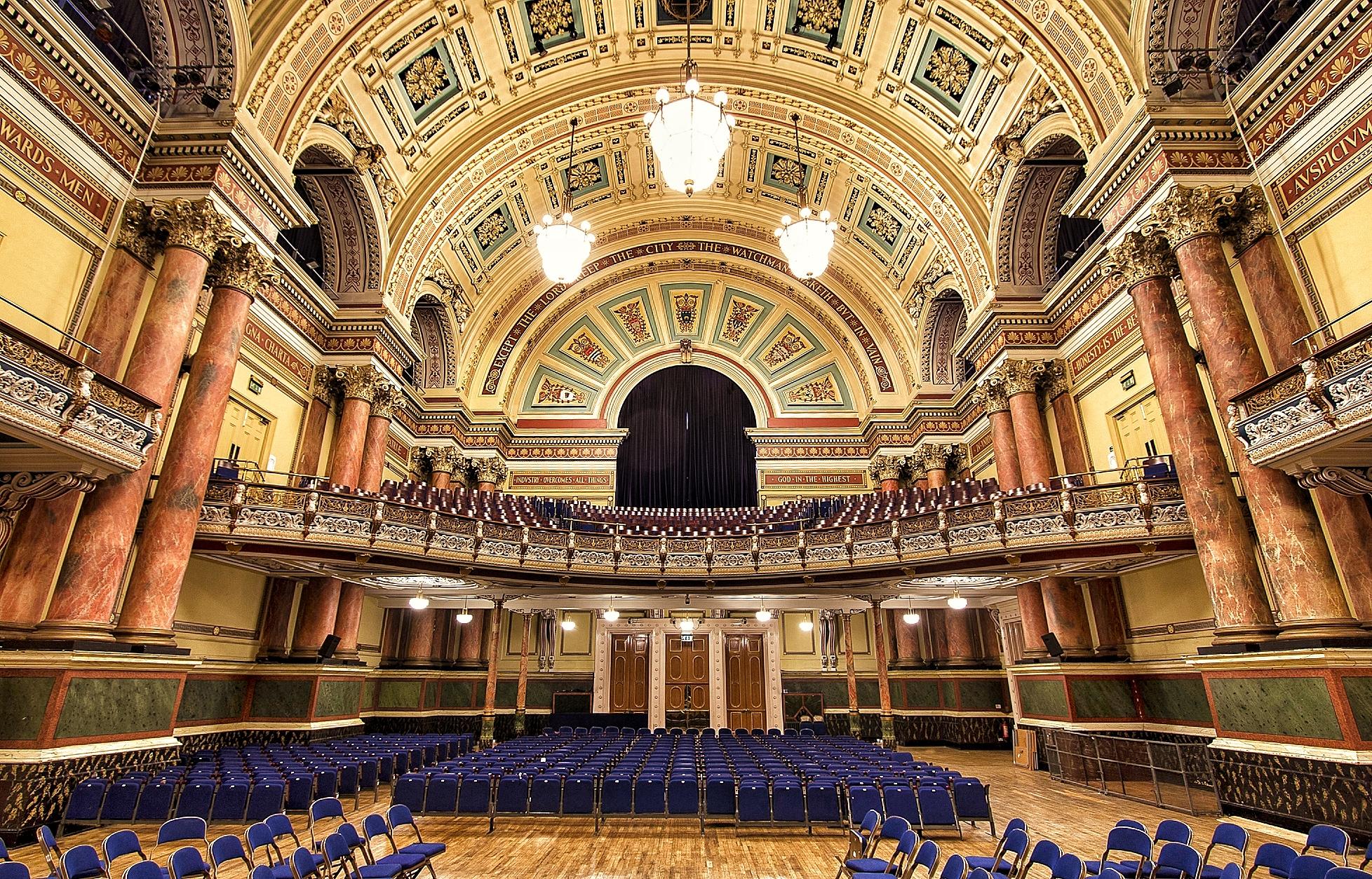 Leeds University Function Room