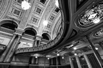 The Leeds Town Hall 13 © Carl Milner 2012