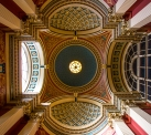 The Leeds Town Hall 14 Entrance Foyer © Carl Milner 2012.