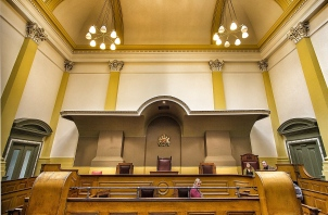 The Leeds Town Hall 15 © Carl Milner 2012
