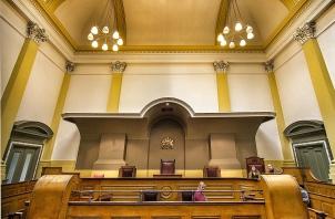 The Leeds Town Hall 15 © Carl Milner 2012