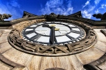 The Leeds Town Hall 5 © Carl Milner 2012.