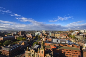 The Leeds Town Hall 9 © Carl Milner 2012