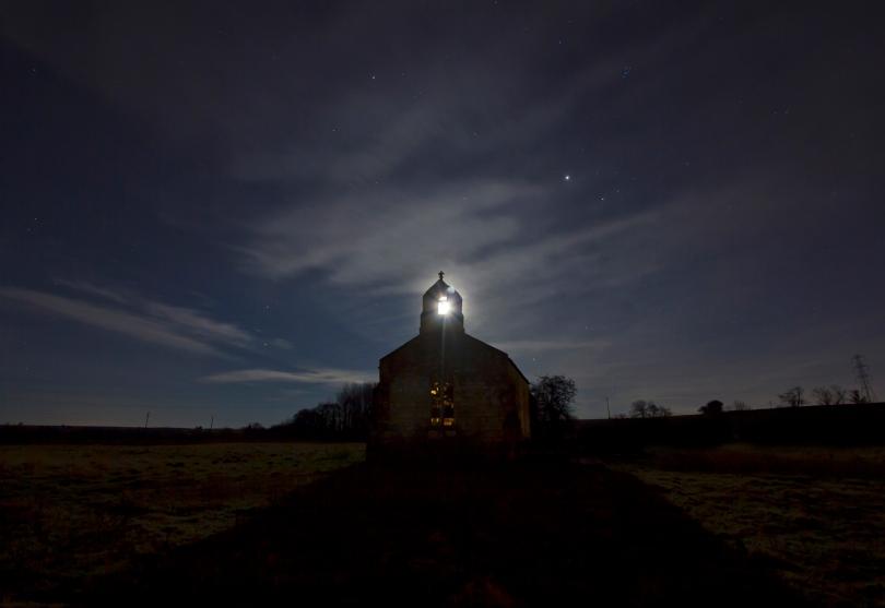 Church Bell Moon