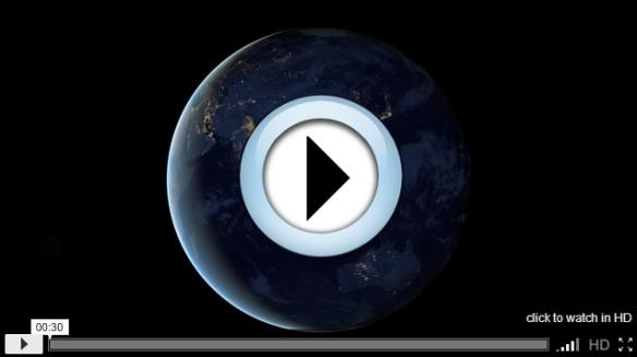 NASA The Black Marble Video Earth at Night