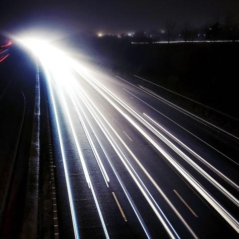 Rush Hour Light © Carl Milner MilnersBlog