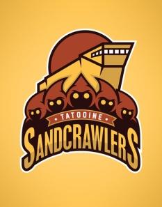 Tatooine Sandcrawlers