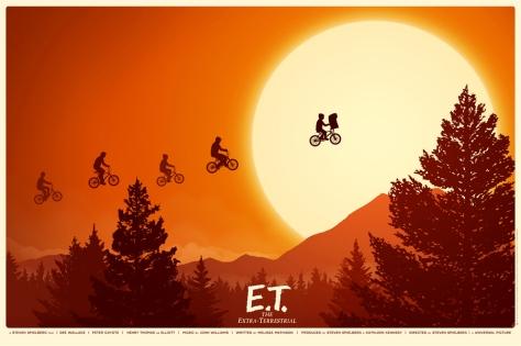 ET Mondo Poster © Mike Mitchell 2013