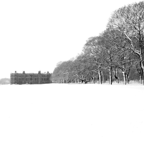 Temple Newsam House and Grounds in the Snow 2013