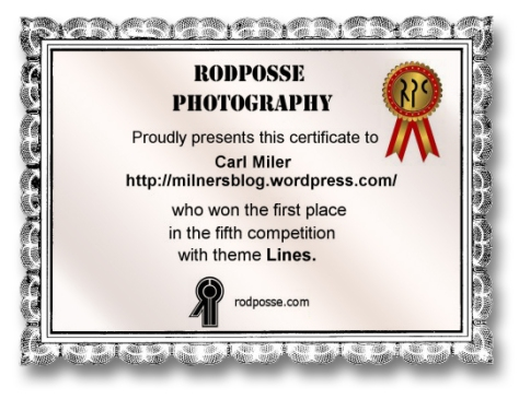 MilnersBlog Winner of the 5th RPC Photography Challenge