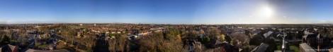360 Degree Panorama of East Leeds 2013