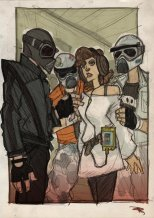 Darth Vader. Only you could be so bold.