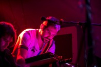 Martin Noble on keyboards