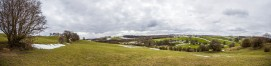 Fulneck School Panorama
