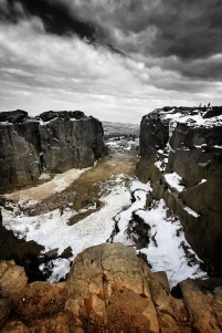Inside the Cow & Calf