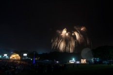 Opera in the Park Leeds Fireworks