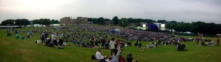 Opera in the Park Leeds Panorama
