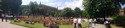 City Life at Park Sq Leeds