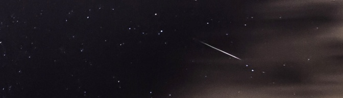 Perseid Meteor Shower : 2013