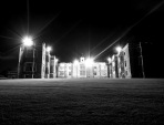 Temple Newsam House at Night
