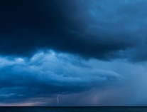 Lighting Storm at Sea on MilnersBlog 1