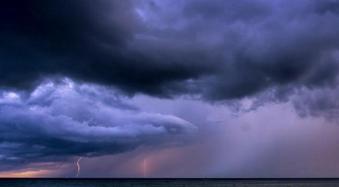 The Derecho Storm