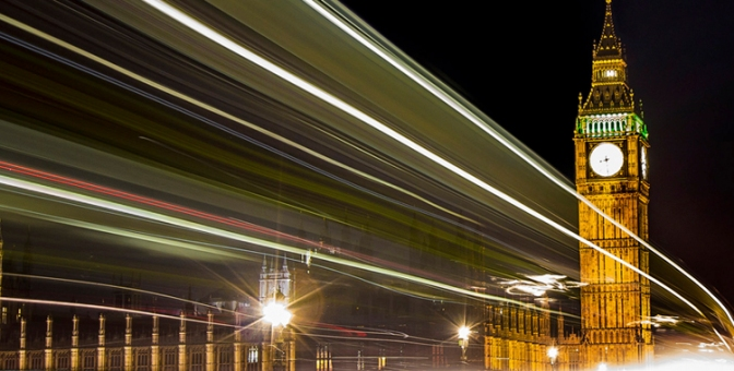 LightSpeed in London…