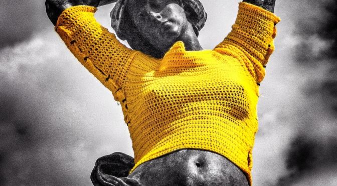 Yellow Nymph