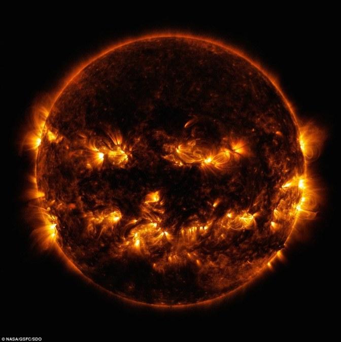 Pumpkin Sun