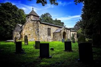 All Saints Church Wold Newton