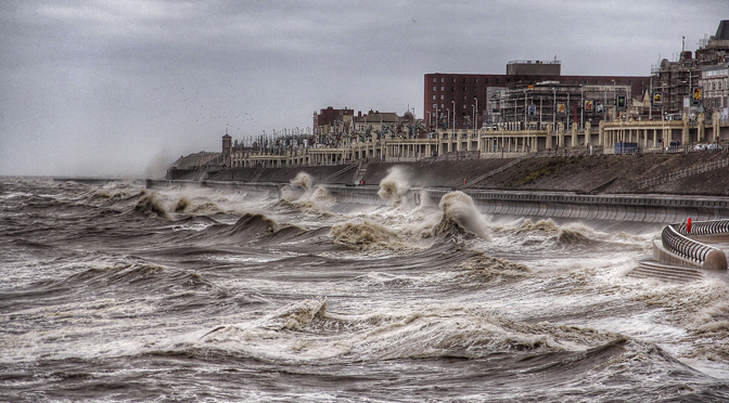 Blackpool and the Blustery Day