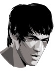 Bruce Lee by Craig Drake
