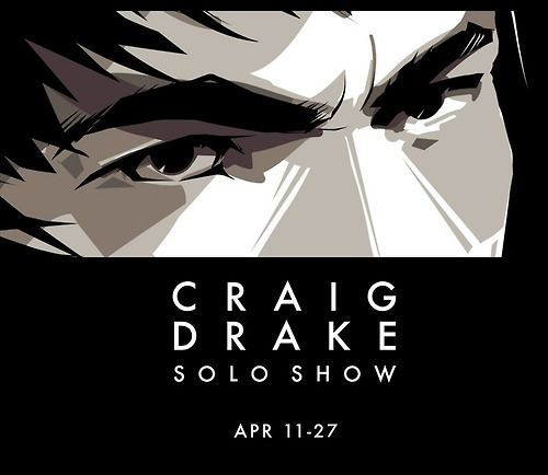 Craig Drake Solo Show