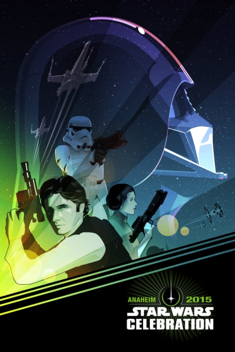 Craig Drake Star Wars Celebration 2015 Keyart Tall