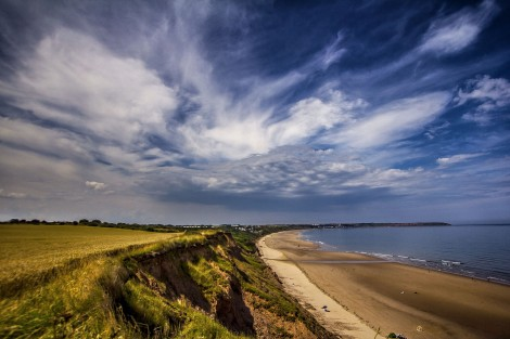 Filey Bay East Yorkshire