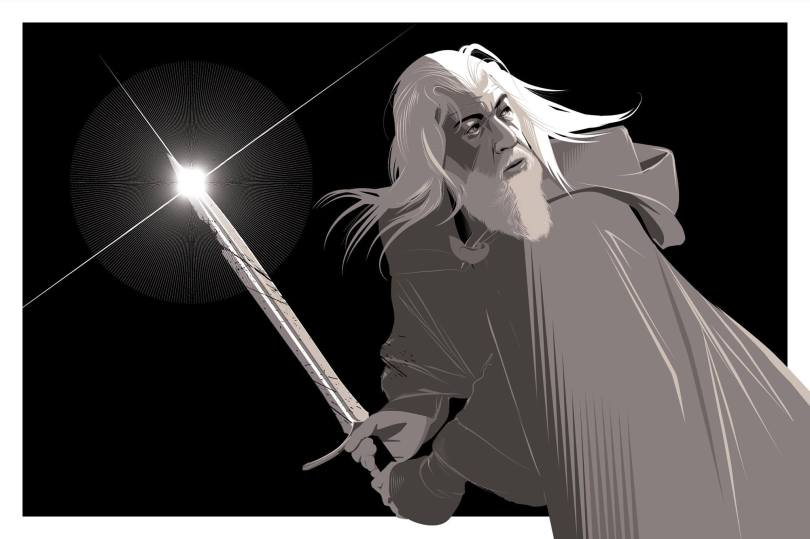 Gandalf by Craig Drake