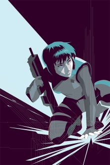 Ghost in the Shell by Craig Drake