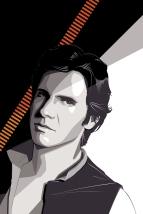 Han Solo by Craig Drake