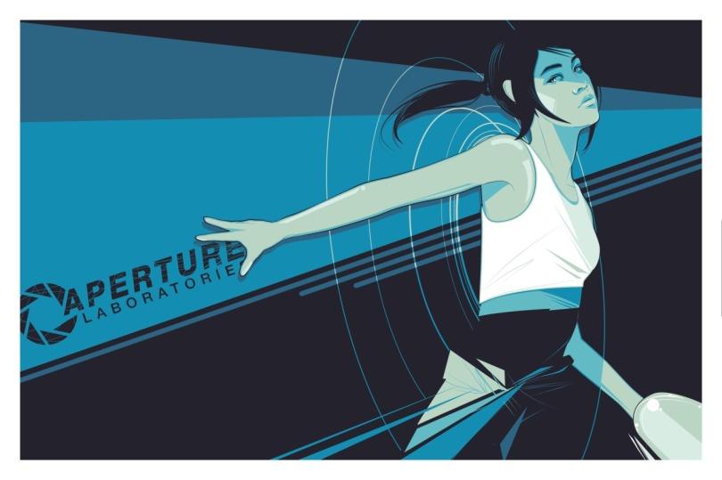 Portal 2 by Craig Drake