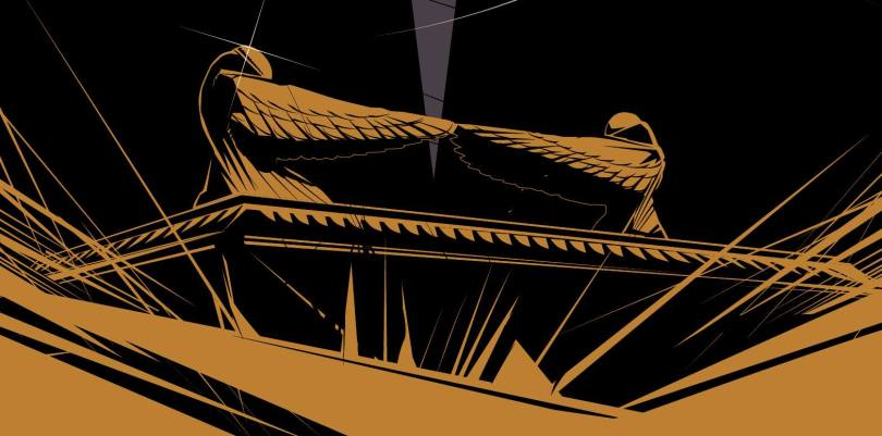Raiders of the Ark by Craig Drake ©2014
