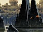 Jedi Forest Temple