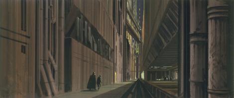 Ralph McQuarrie Architecture