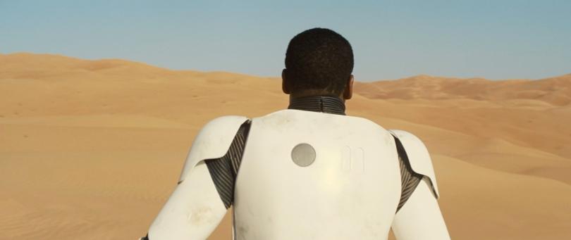 Star Wars Episode VII The Force Awakens MilnersBlog John Boyega as a Stormtrooper