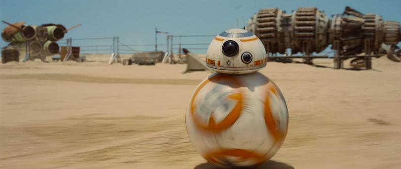 Star Wars Episode VII The Force Awakens MilnersBlog New Star Wars Ball Droid
