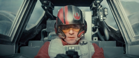 Star Wars Episode VII The Force Awakens MilnersBlog X Wing Pilot