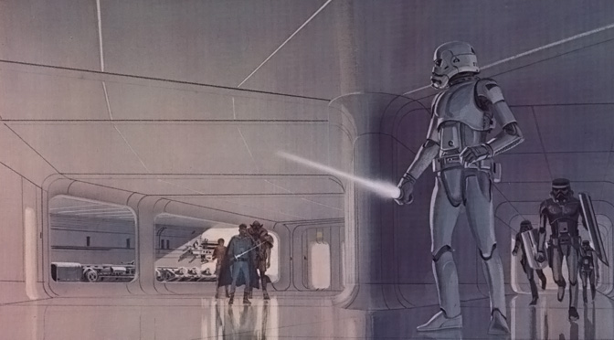 The McQuarrie Influence