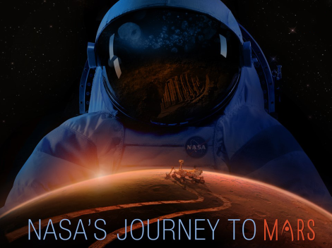 NASA Journey to Mars Logo