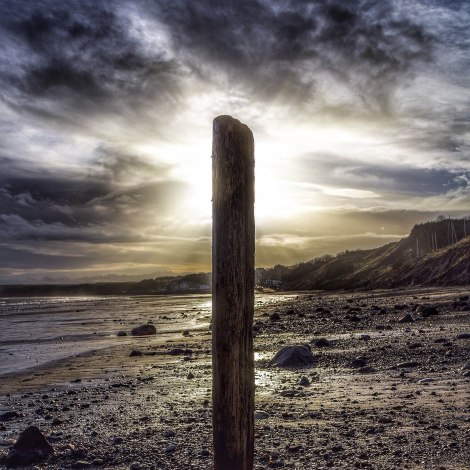 Serenity Photography by Carl Milner. Filey Beach