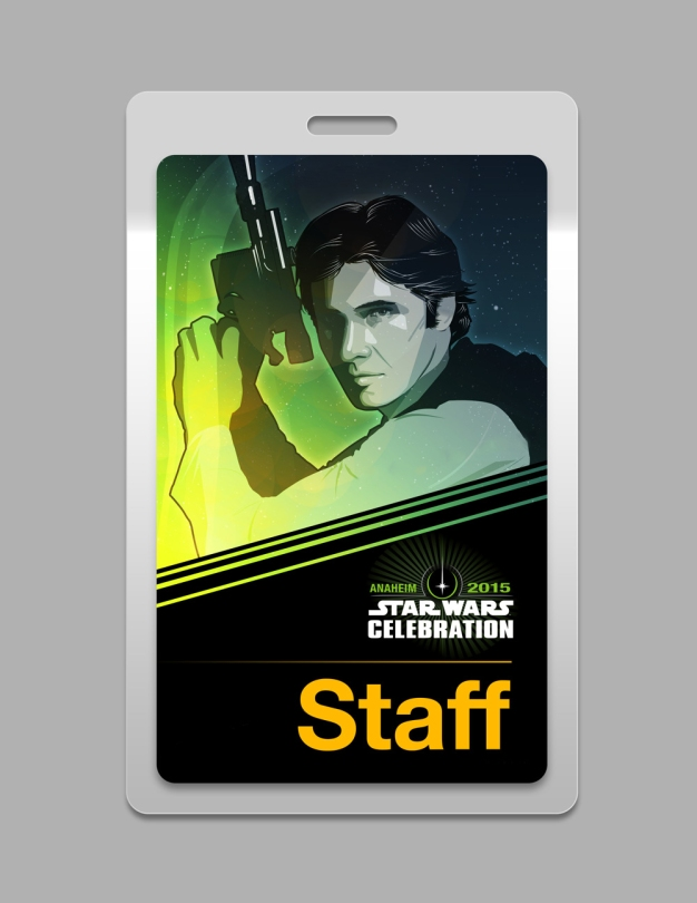 star-wars-celebration-2015-official-staff-badge-han-solo-by-craig-drake